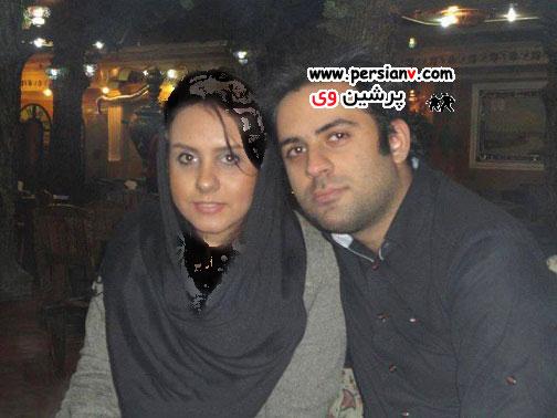 دختر و داماد اکبر عبدی /عکس