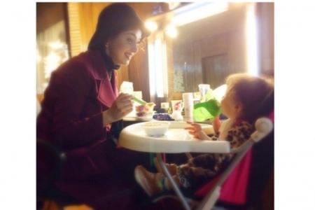 تصویر ترانه علیدوستی و دخترش حنا؛ عکسی با بیش از 22 هزار لایک عکس