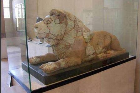 اشیای ایرانی در موزه لوور فرانسه (تصویری)