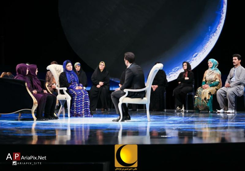 عکسهای برنامه ماه عسل ۹۴ با اجرای احسان علیخانی
