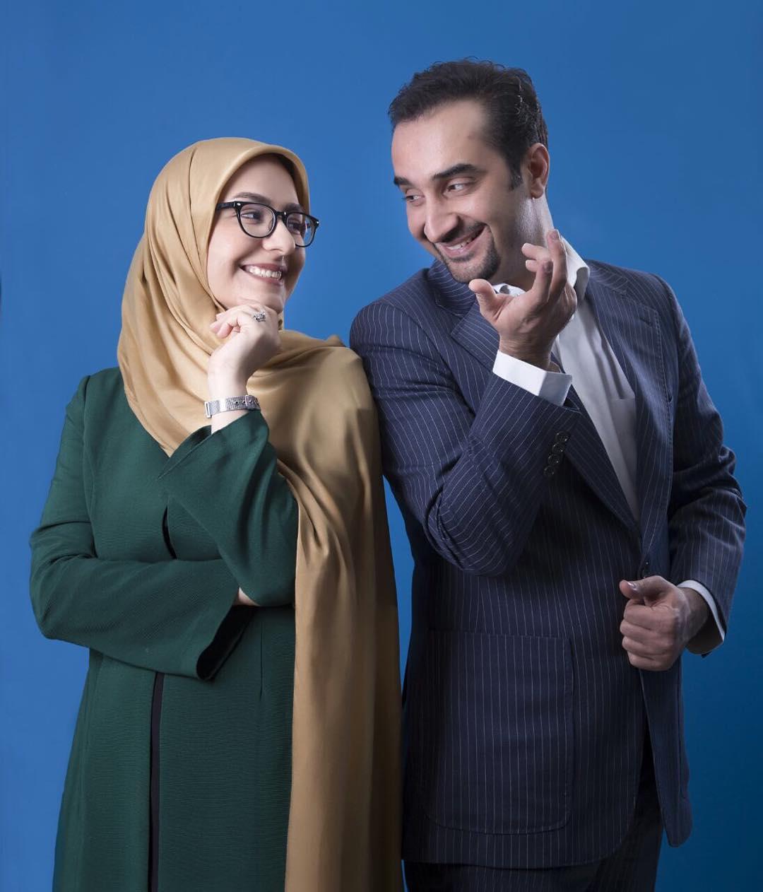 عکس های جدید و دیدنی نیما کرمی و همسرش