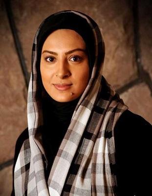 عکسهای زیبای حدیثه تهرانی بازیگر سریال معراجی ها!