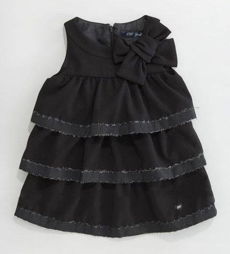 مدل لباس مشکی محرم دخترانه