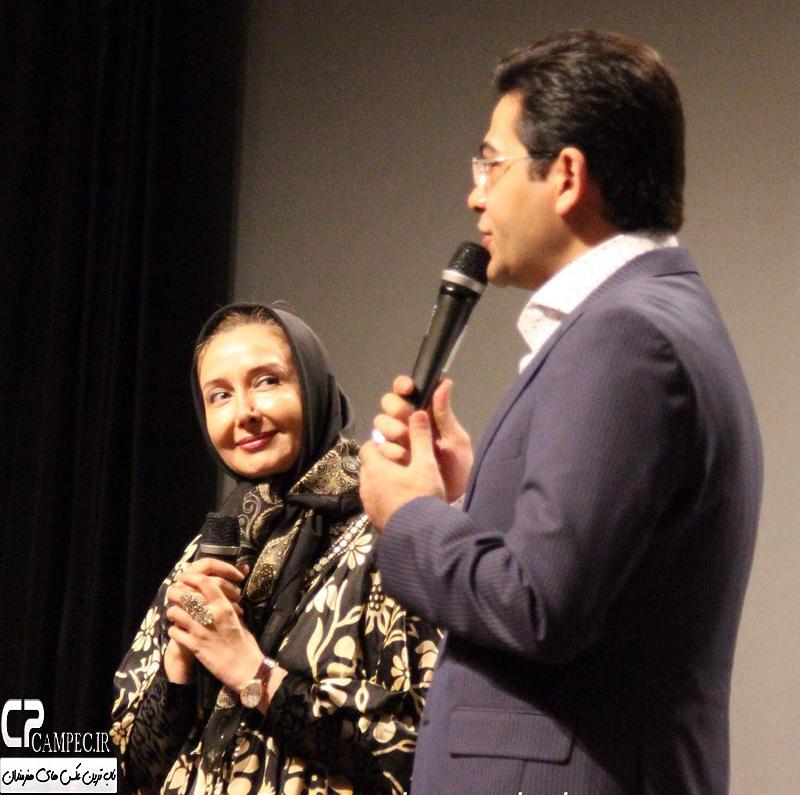 عکس های کتایون ریاحی در اختتامیه جشنواره فیلم و عکس مادر