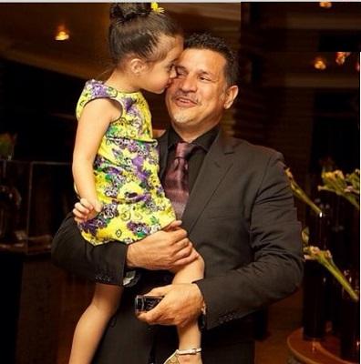 عکسهای زیبای علی دایی و فرهاد مجیدی در کنار فرزندانشان!