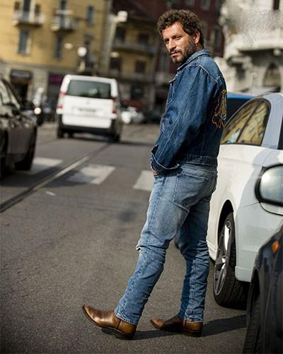 جدیدترین تیپ واستایل های مردانه در هفته مد ایتالیا