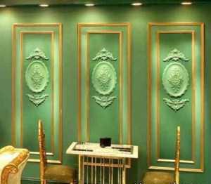 تغییر دکور دیوارها با هنر پتیه بسیار راحت تصاویر