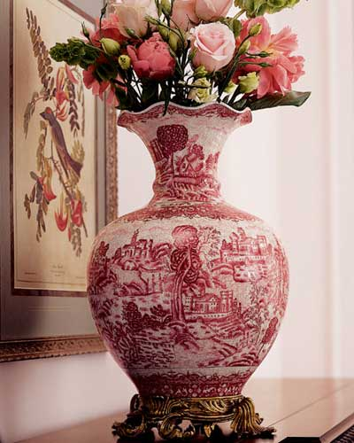 مدل گلدان بزرگ سلطنتی