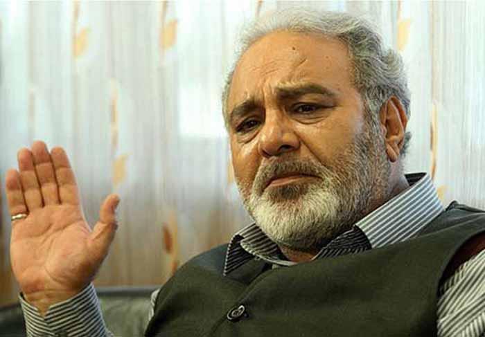 محمد کاسبی بازیگر تلویزیون و سینما از دلیل کم کاری اش می گوید تصاویر