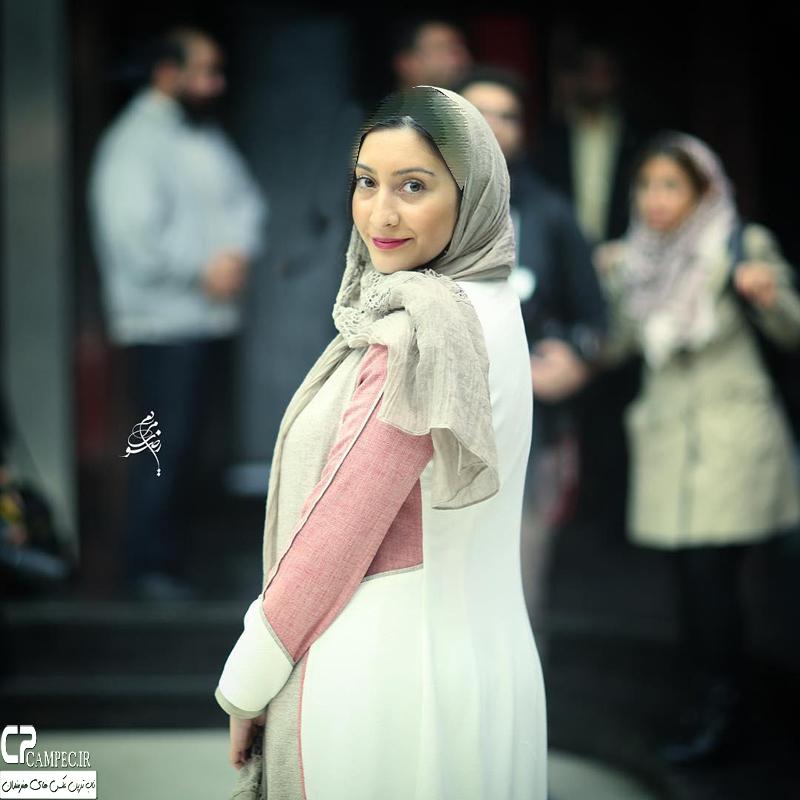 عکس های بازیگران در افتتاحیه فیلم سینمایی ماهی سیاه کوچولو
