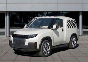 خودروی لوکسی که تغییر شکل میدهد!!! تصاویر