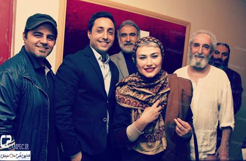 عکس های جدید لادن مستوفی در مراسم های مختلف