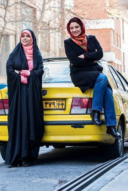 شبنم مقدمی برنده سیمرغ بلورین در سال گذشته تصاویر
