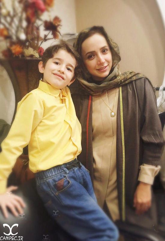 عکس های جدید و دیدنی شبنم قلی خانی پس از بازگشت از خارج کشور