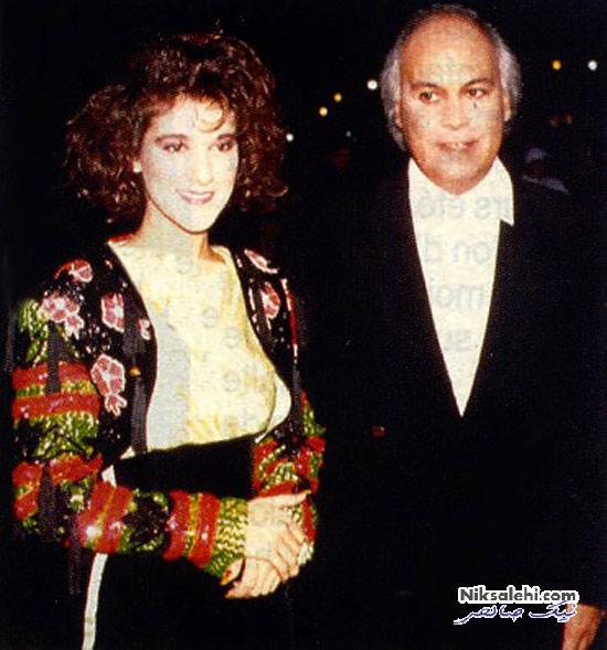 عکس های قدیمی کمیاب و دیده نشده از سلن دیان و همسرش رنه انجلیل