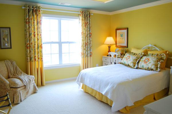 بهترین رنگ ها برای اتاق خواب