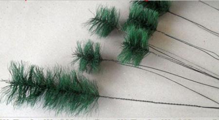 ساخت درخت کریسمس بسیار زیبا برای افراد خوش ذوق تصاویر
