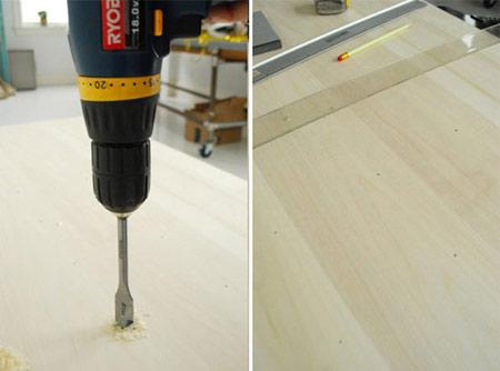 آموزش ساخت طاقچه های چوبی کاربردی