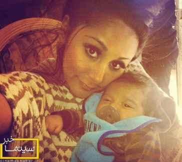 جوانترین مادران هالیوودی با فرزندانشان