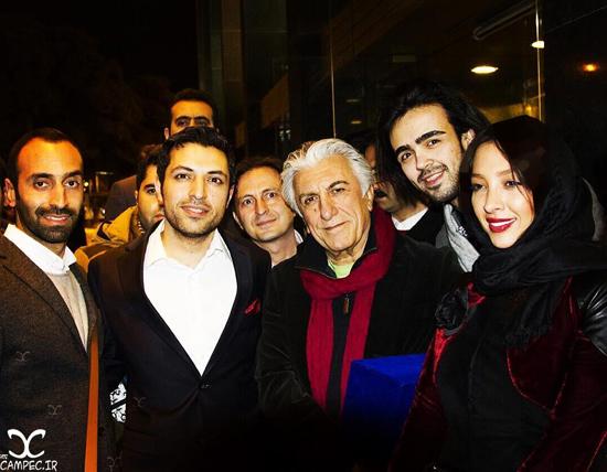 بیوگرافی اشکان خطیبی بازیگر سینما و تلویزیون و ماجرای ازدواجش
