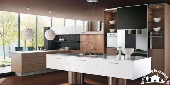 جدیدترین مدل های کابینت آشپزخانه  تصاویر