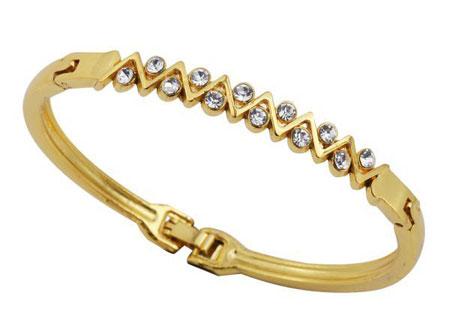 زیباترین مدل دستبندهای طلا  تصاویر