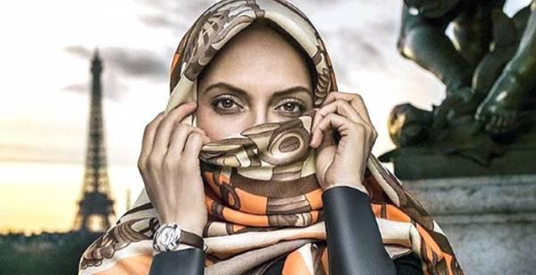 عکسهای تبلیغاتی مهناز افشار