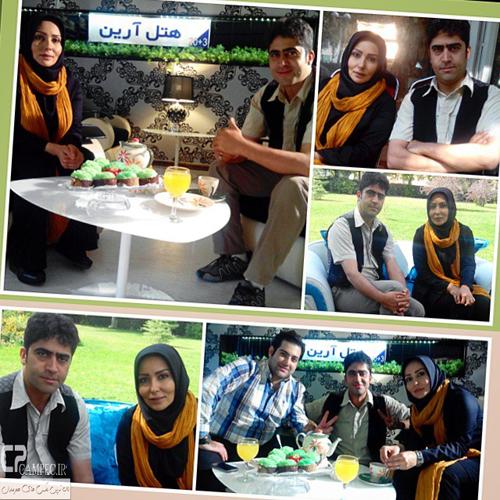 عکس های جدید و متفاوت از پرستو صالحی و نیلوفر پارسا