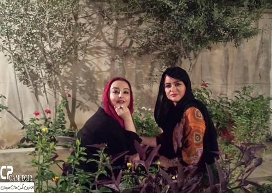 تک عکس های جدید بازیگران مشهور زن در آذر ماه