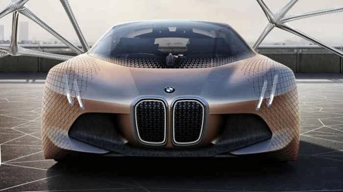 رونمایی از شاهکار BMW به مناسبت صدمین سالگرد تاسیس آن تصاویر