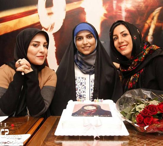 عکس های جدید مجریان مشهور تلویزیون در آذرماه