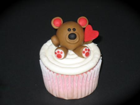 ایده هایی مخصوص تزیین کاپ کیک  تصاویر