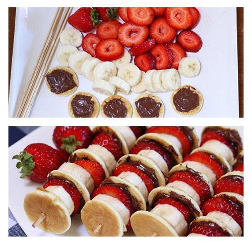 ۸ ایده جالب برای استفاده از میوه ها