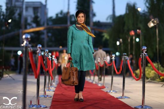 عکس های جدید بازیگران مشهور در حاشیه شانزدهمین جشن حافظ