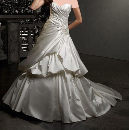 شیک ترین مدل لباس های عروس  تصاویر