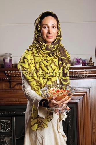 بازیگر زنی که بعد از ۲۱ سال خانه نشین شده است تصاویر