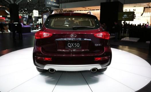 معرفی خودرو اینفینیتی QX50 مدل ۲۰۱۶  تصاویر