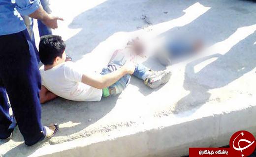 قطع پای کودک بی گناه با ساطور به خاطر اختلاف خانوادگی در کهگیلویه و بویر احمد