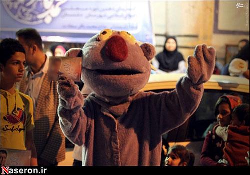 جناب خان وارد عرصه انتخابات شد! تصاویر