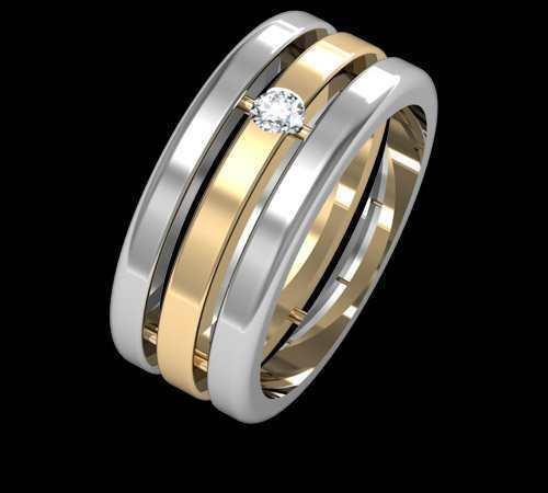 زیباترین مدل حلقه های ازدواج  تصاویر