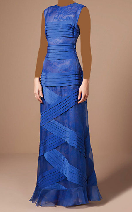 مدل لباس مجلسی MABEL MAGALHAES  تصاویر