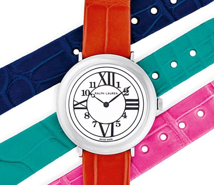 استایلی شیک و جذاب با ساعت های خیره کننده برند رالف لورن