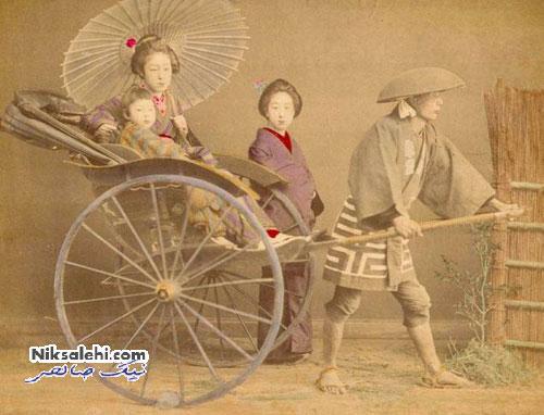 تصاویری ازتغییر شگفت انگیز حمل نقل در ژاپن