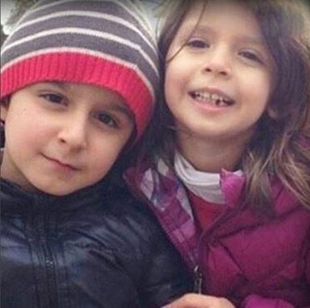 لیلا حاتمی و علی مصفا و فرزندانشان تصاویر