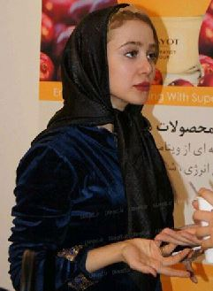 الناز حبیبی بازیگر زن کشورمان تصاویر