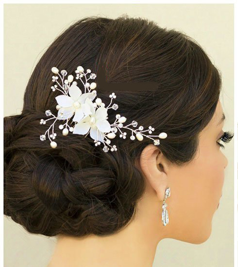 مدل موبسیار جذاب و زیبا به سبک عروس های اروپایی تصاویر