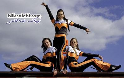 سه دختر شجاعی که مرگ را به مبارزه می طلبند
