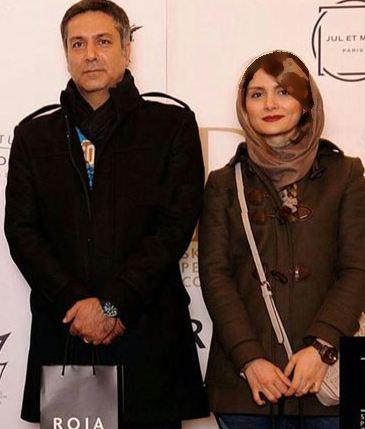 دو بازیگر مشهور مرد در کنار همسران خود تصاویر