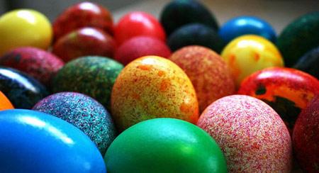 تزیین تخم مرغ هفت سین93 تصاویرکمیاب