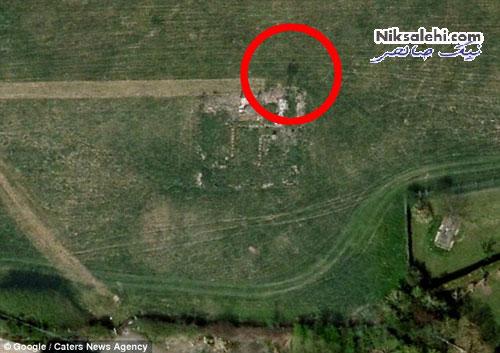 جنایتی که از چشمان تصاویر ماهواره ای گوگل دور نماند